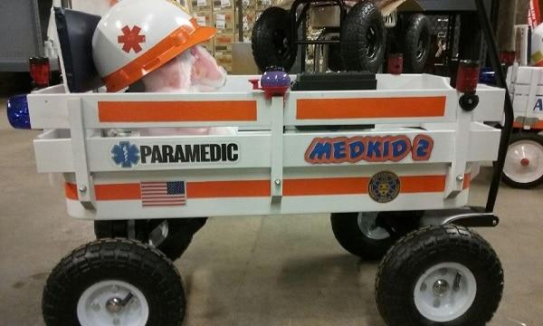 EMS wagon