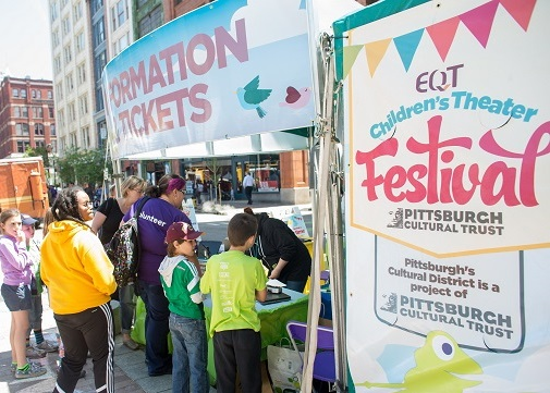 The ultimate guide to the Pittsburgh Children's Festival