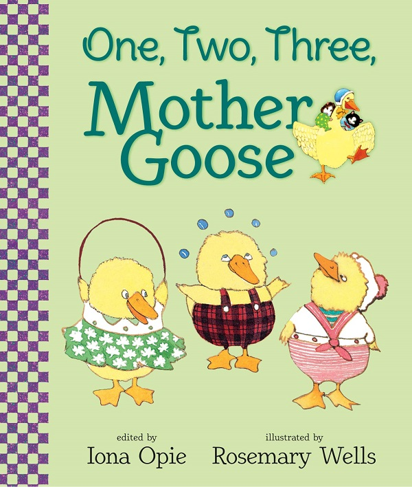 One, Tow, Three Mother Goose