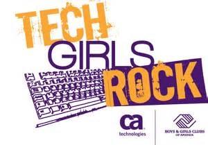 Tech Girls Rock