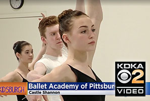 Young Dancer Overcoming Obstacles to Reach Her Dream