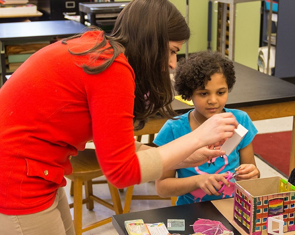 Art Expression: Innovative Pittsburgh program helps kids develop social skills through art