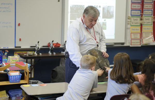 Pittsburgh STEM teachers pair with STEM professionals in new ASSET program