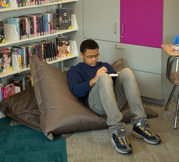 Carnegie Library's Teen Book List feeds the appetite of book-loving kids