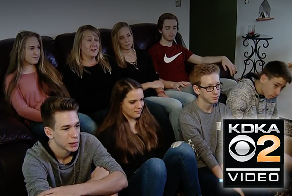 Typical teen times six: Catching up with the Perry sextuplets 14 years later