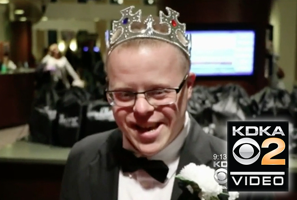 """Prom """"Night to Shine"""" for People with Special Needs"""