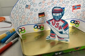 Maker Monday: Olympic Action Skater
