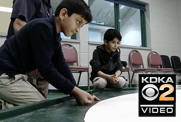 Pittsburgh kids can learn to play marbles from national champions
