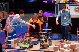 robotics world
