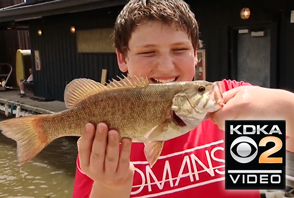 Venture Outdoors' free fishing program is fun for the whole family