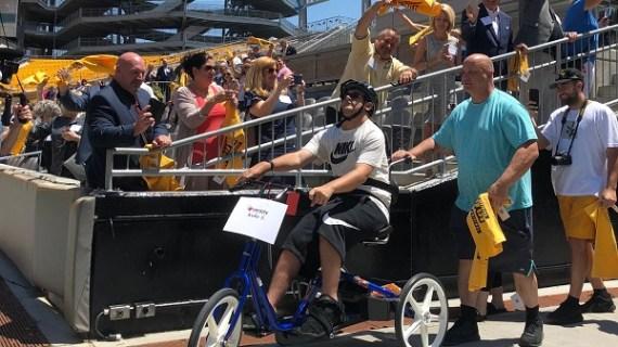 adaptive bikes