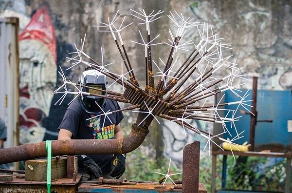 Mobile Sculpture Workshop