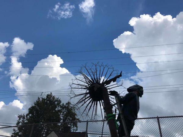 Mobile Sculpture Workshop sparks ingenuity for teen welders