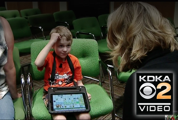 Boy with autism finds his voice thanks to special iPad