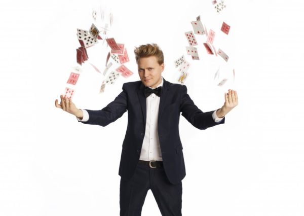 Hillman Series brings magician The Amazing Max and The Flying Karamazov Brothers to Pittsburgh!