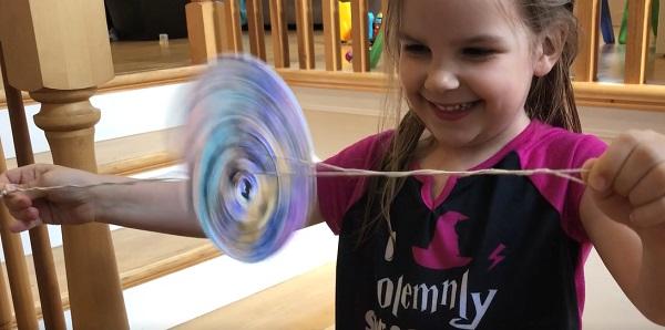 Maker Monday: Super Spinner