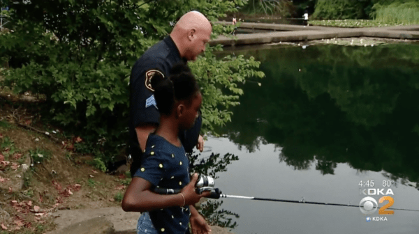 Let's Go Fishing brings Pittsburgh urban communities together