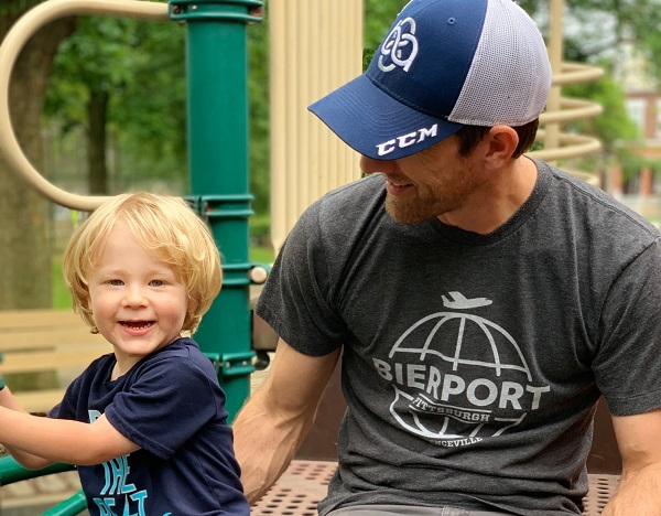 A love letter to Pittsburgh dads who practice the fine art of 'mothering'