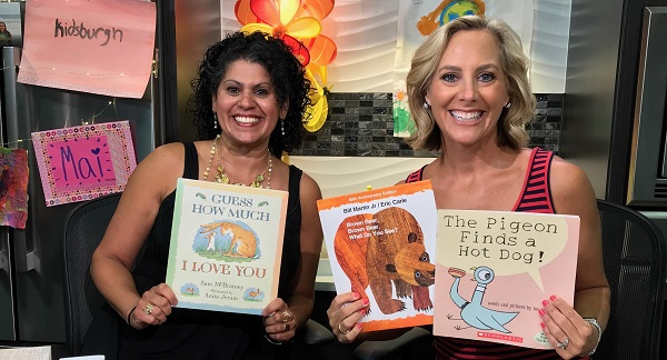Learn how to instill your kids with a love of reading in this Kidcast episode
