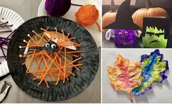 Maker Monday: 3 favorite fall projects