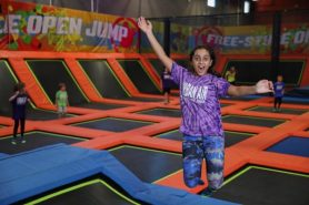 6 trampoline parks and bounce houses where Pittsburgh kids can really jump!