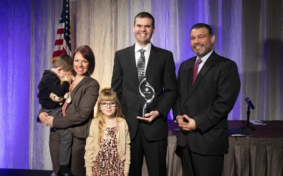 This is why Joe Welch of North Hills Middle School is PA's Teacher of the Year