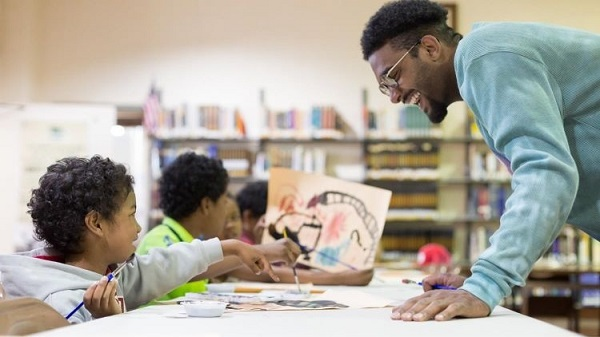 Kids express themselves through free ProjectArt classes around Pittsburgh
