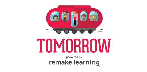 The beginning of something else: Remake Learning launches 'Tomorrow,' where kids connect with unlimited possibilities