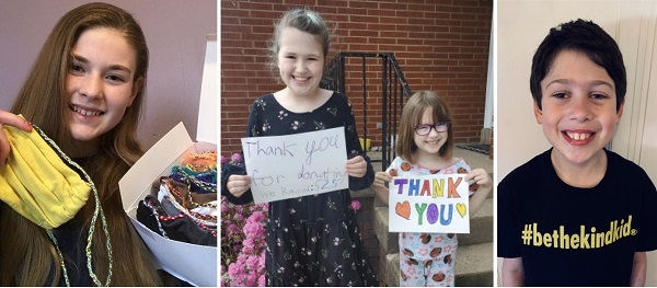 Kidsburgh heroes: 5 heartfelt projects driven by Pittsburgh kids