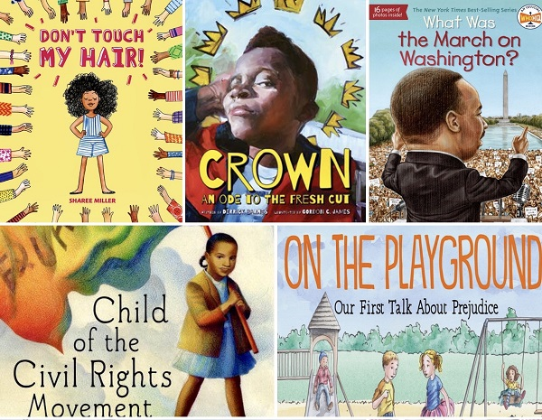 Books on race and racism, by age, recommended by Carnegie Library of Pittsburgh