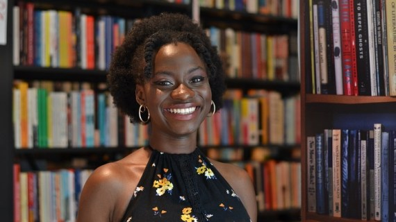 Danielle Obisie-Orlu. Photo courtesy of City of Asylum.