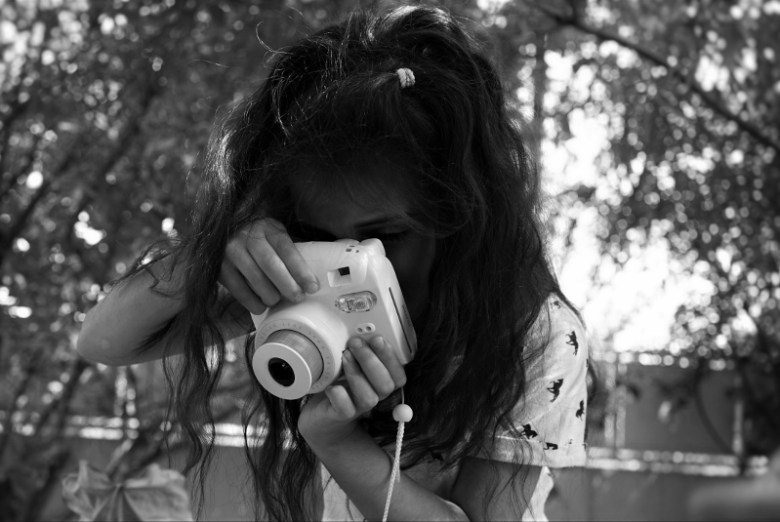 teach kids photography