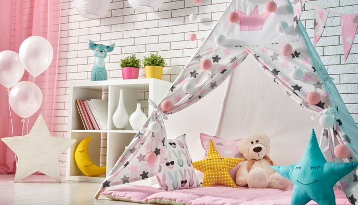 Best Kids Play Tents cover image