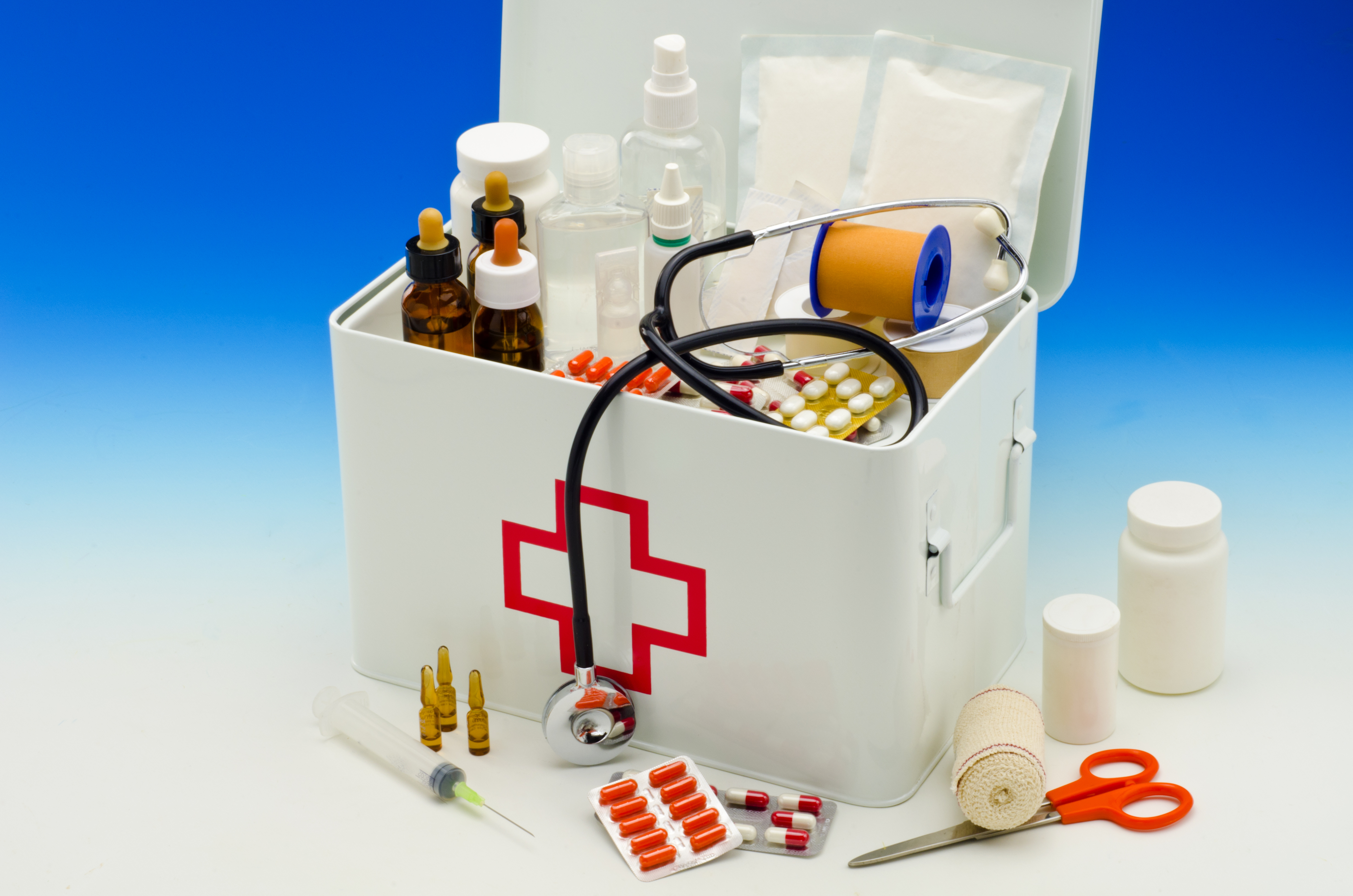 First Aid Kit Contentd List
