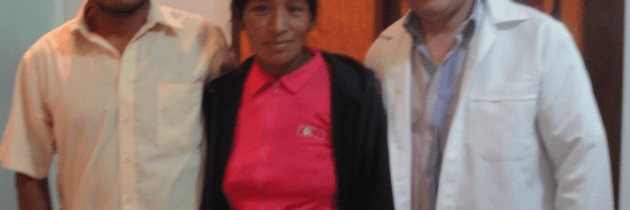 Woman Receives Surgery in Bolivia
