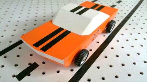 close up car