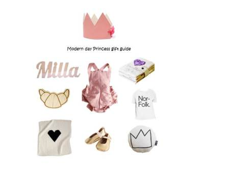 Modern day princess gift guide 4