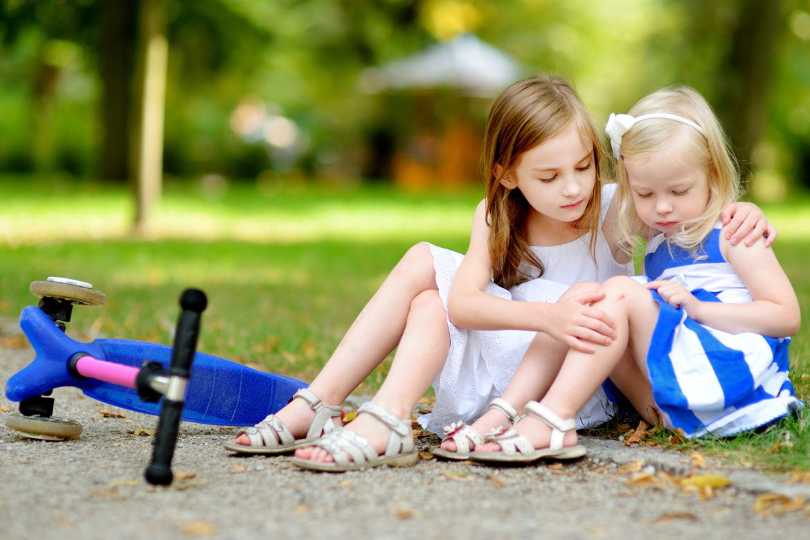 Teaching Young Children About Empathy