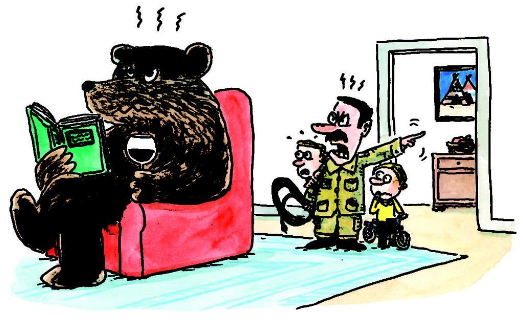 Zeichnung Stephan Rürup