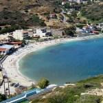 Lygaria beach Agia Pelagia Heraklion Crete