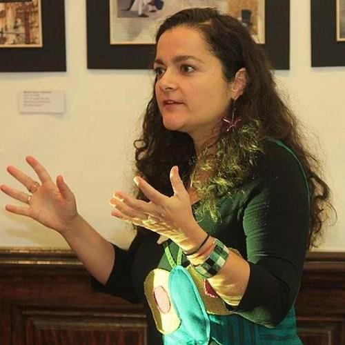 Maria Hnaraki, Educational Consultant