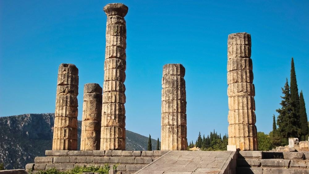 Αρχαιολογικός Τόπος Δελφών