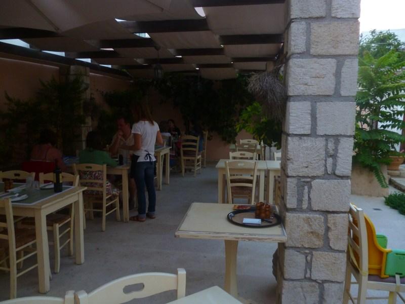 Kritamon Restaurant, Archanes