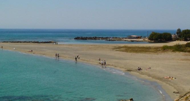 Fragkokastelo Beach