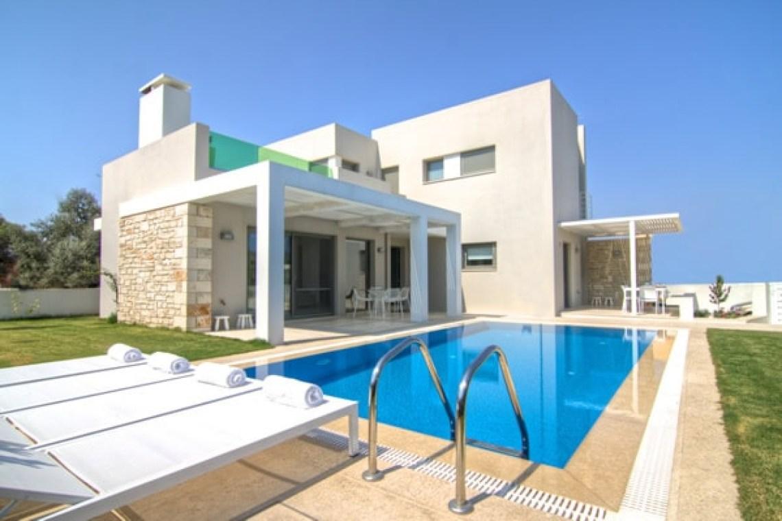 katoikia gonia family villas Rethymno Crete Gonia village kids love greece accommodation for families
