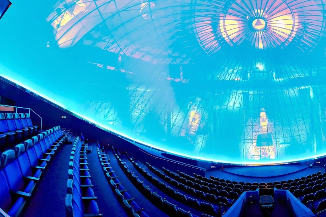 New Digital Planetarium - Eugenides Foundation-min