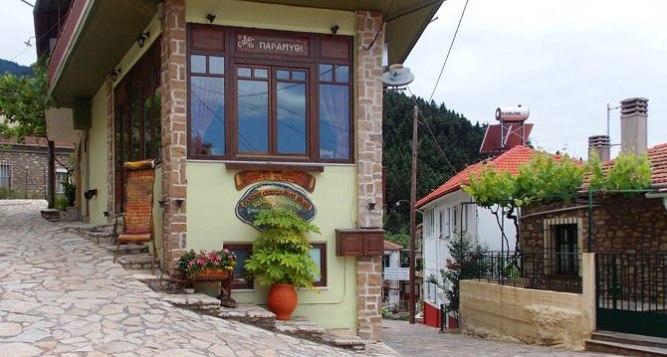 Villages in Potamia Evritanias