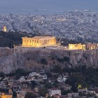 Athens and its Monuments with a Greek Island Twist