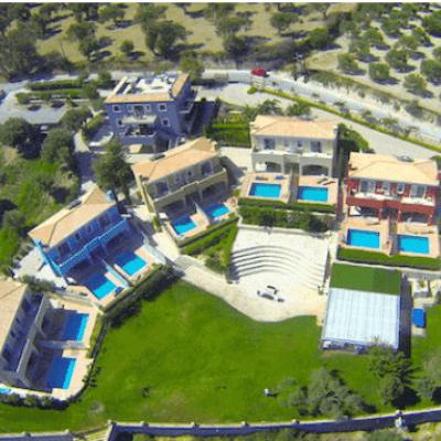 Carme Villas Family Complex Rethymno