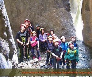 Cretan Canyons for Kids